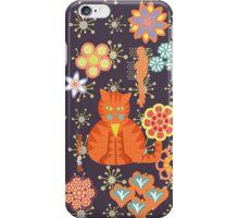 Super Groovy Tom  iPhone Case/Skin