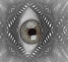 eye see you Sticker