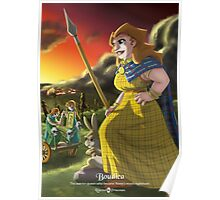 Boudica - Rejected Princesses Poster