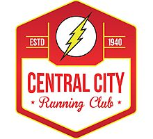 Central City Running Club Color Photographic Print