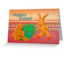 Happy Easter Greeting Card Greeting Card