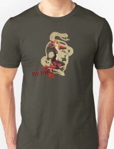 Molotov War Pin Up Bombshell Unisex T-Shirt
