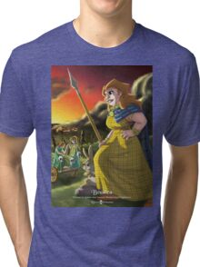 Boudica - Rejected Princesses Tri-blend T-Shirt