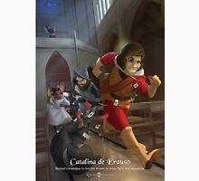 Catalina de Erauso - Rejected Princesses Classic T-Shirt