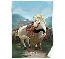 Erendira - Rejected Princesses Poster