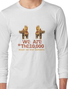 #The10000 T-Shirt