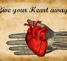 Give your heart away by henribanks