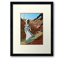 Gudit - Rejected Princesses Framed Print