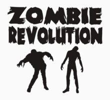 Zombie Revolution One Piece - Short Sleeve