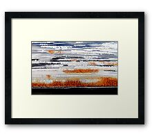 A Drive by the Sea..... Framed Print
