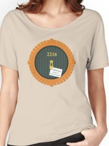 221B Bag End Women's Relaxed Fit T-Shirt
