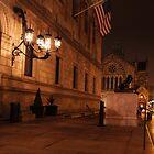 Boston Night by Jane McDougall
