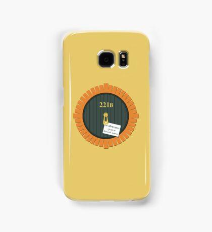 221B Bag End Samsung Galaxy Case/Skin