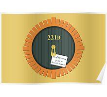 221B Bag End Poster