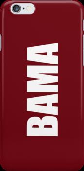 BAMA by Mike Pesseackey (crimsontideguy)