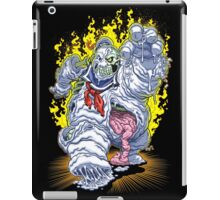 BURNING MAN iPad Case/Skin