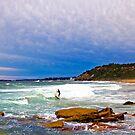 Turimetta North by Doug Cliff