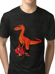 Velociboxer Tri-blend T-Shirt