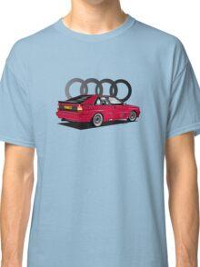 AUDI Ur-Quattro Classic T-Shirt