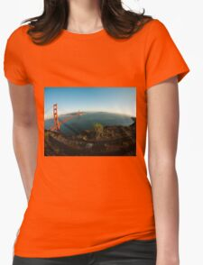 Top of the World Womens Fitted T-Shirt