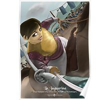 La Jaguarina - Rejected Princesses Poster