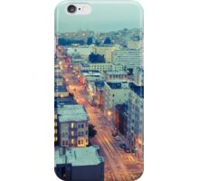 Powell Street at 6am iPhone Case/Skin