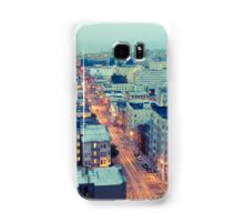 Powell Street at 6am Samsung Galaxy Case/Skin