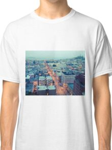 Powell Street at 6am Classic T-Shirt