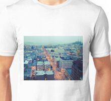 Powell Street at 6am Unisex T-Shirt