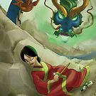 Li Chi - Rejected Princesses by jasonporath