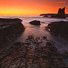 Cathedral Rocks Sunrise by Arfan Habib