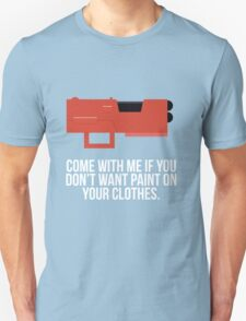 Community Paintball Print T-Shirt