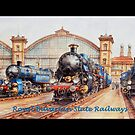 Royal Bavarian State Railways  by ©The Creative Minds