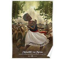 Mekatilili wa Menza Poster