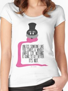 Unless Women's Fitted Scoop T-Shirt