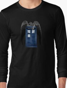 Weeping For The Doctor Long Sleeve T-Shirt