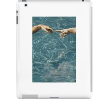 Star chart on sky iPad Case/Skin