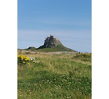 Holy Island Photographic Print