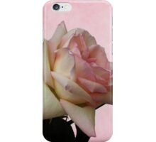 Powder Puff Pink iPhone Case/Skin