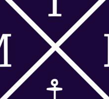 MTK with Cross Arrows  Sticker