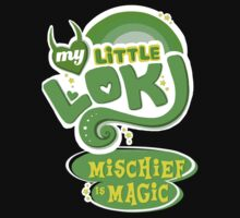 My little Lokiki by fahrlight