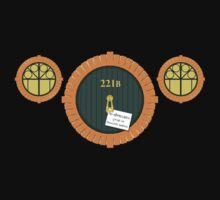 221B Bag End Kids Clothes
