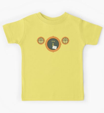 221B Bag End Kids Tee