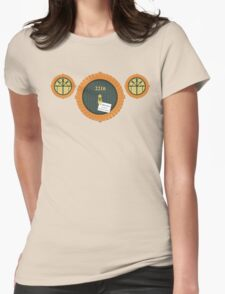 221B Bag End Womens Fitted T-Shirt