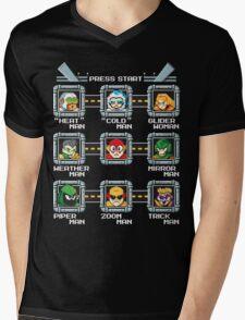 Rogue Masters Mens V-Neck T-Shirt