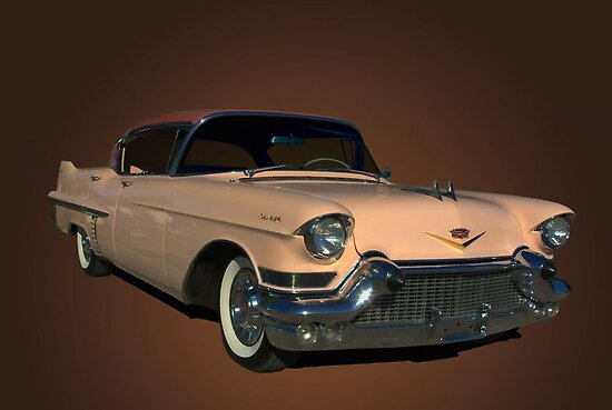 1957 Cadillac Sedan DeVille by TeeMack
