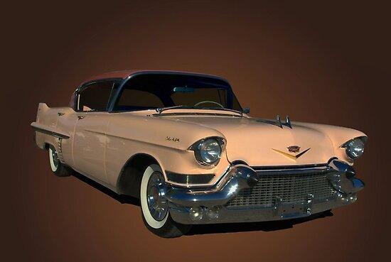 1957 Cadillac Sedan DeVille by TeeMack