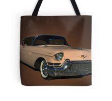 1957 Cadillac Sedan DeVille Tote Bag