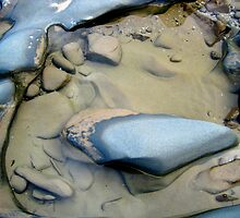 Rock Art 6 by Tracey Phillips