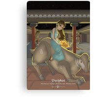 Pasiphae - Rejected Princesses Canvas Print